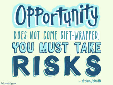 Opportunity-does-not-come-gift-wrapped